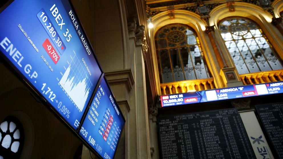 El Ibex cierra su peor trimestre desde el rescate financiero de España en 2012