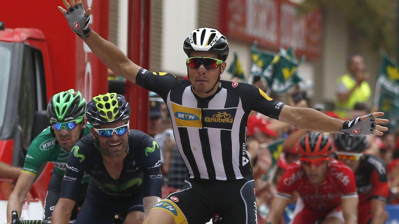 Sbaragli, el ciclista inesperado que sorprendió a Degenkolb y Rojas