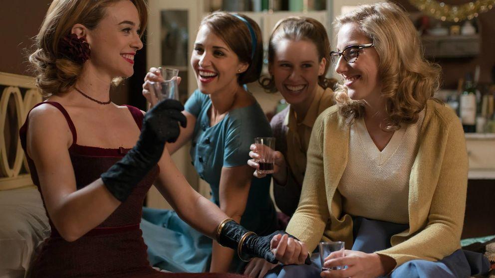 Las chicas de Galerias Velvet se vuelcan con su regreso en las redes sociales
