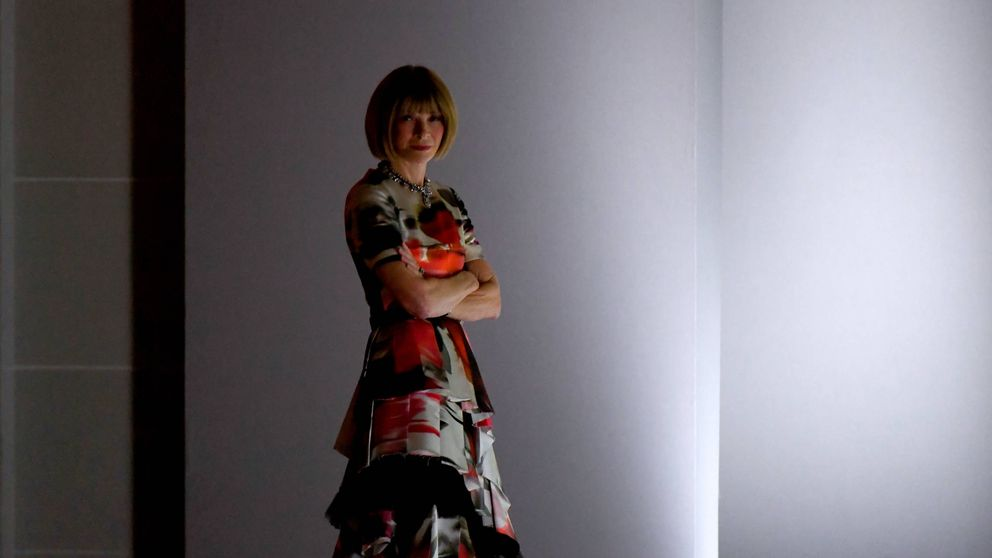 La entrevista de Naomi Campbell a Anna Wintour aporta salseo a la cuarentena