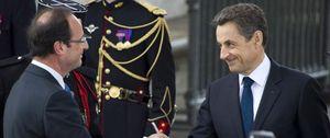 Sarkozy huye de la 'tasa Hollande' y planea crear un fondo en Londres