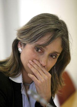 Foto: Montserrat Nebrera, el fichaje estrella de Piqué para el PP catalán, deja el partido