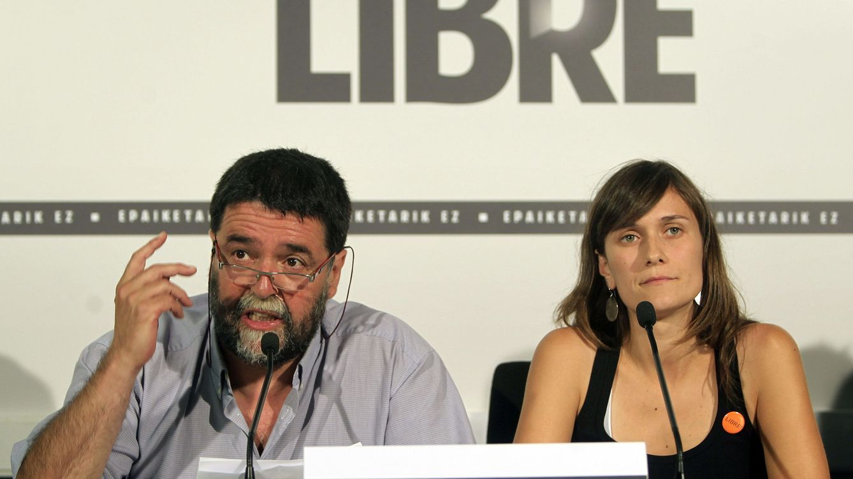 Puesto en libertad el dirigente de Sortu Joseba Álvarez, tras ser retenido
