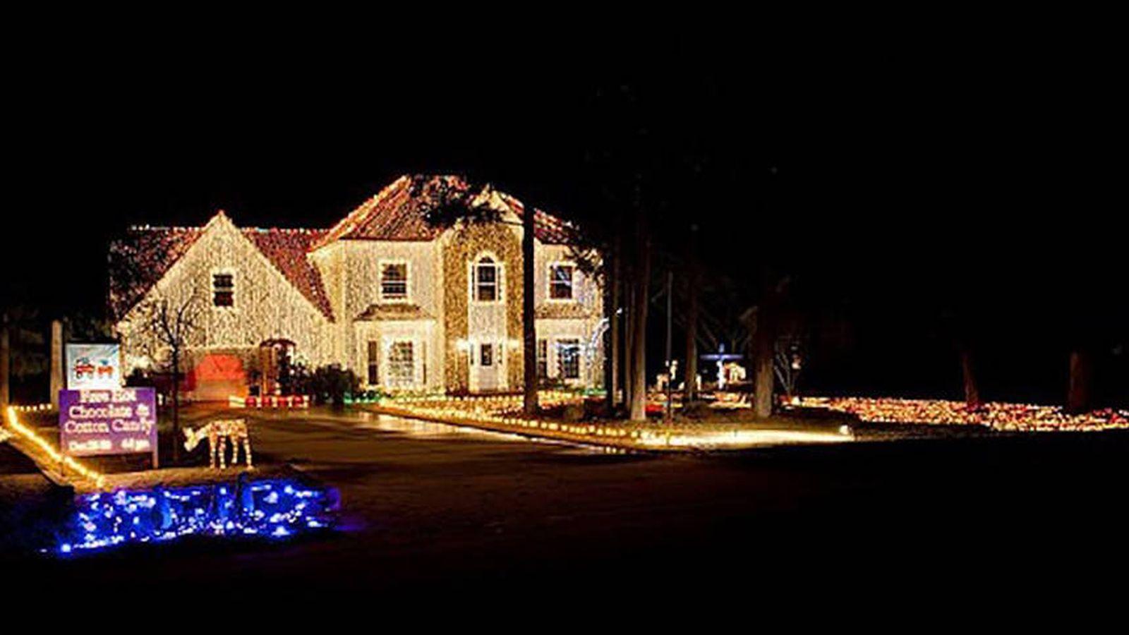 Foto: La espectacular casa de los Morris. (Foto: Mark Addy)