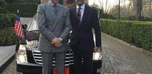 Post de Fiesta en la Casa de América: la jet apoya al exembajador James Costos