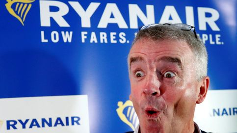 Ryanair entra en pérdidas por la bajada de precios y cambia las funciones de O'Leary