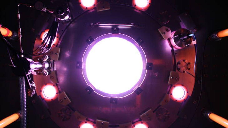 Foto: Una de las partes del reactor de fusión nuclear Trenta (Helion Energy)