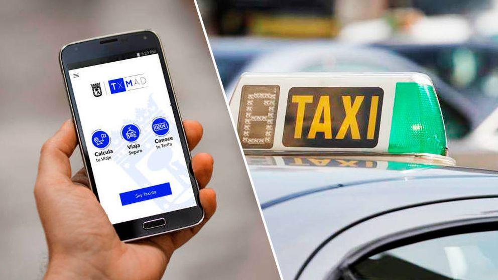 461.000€ por una chapuza de app: así apoya Madrid al taxi en su guerra con Uber y Cabify