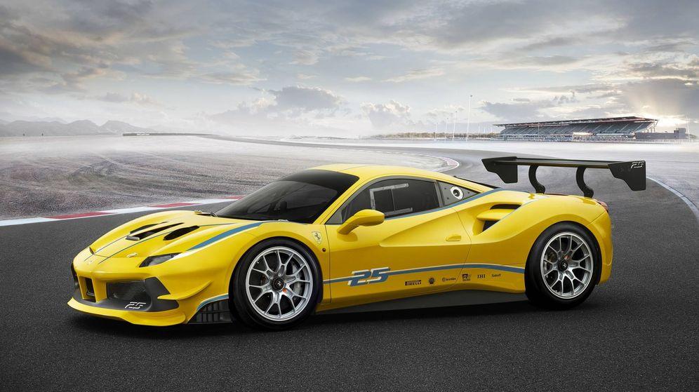 Foto: Nuevo Ferrari 488 Challenge