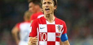 Post de Luka Modric: la dura infancia en plena guerra y el ejemplo de superación del capitán croata