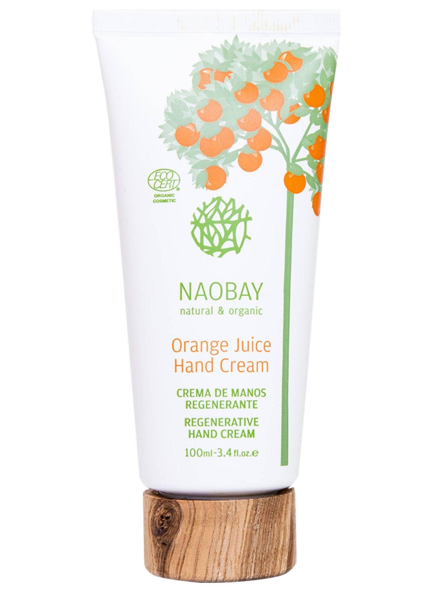 Crema hidratante para cuidar tu manicura y pedicura. (Cortesía)