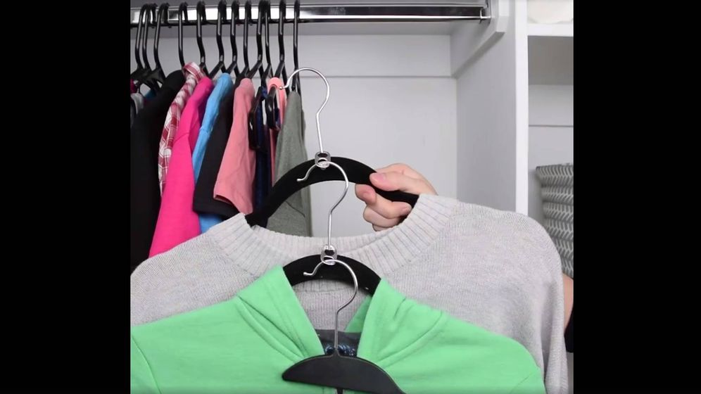 Artesanato Vidro De Perfume ~ Trucos Planchar sin plancha y ganar espacio en el armario 12 trucos de ropa que necesitabas