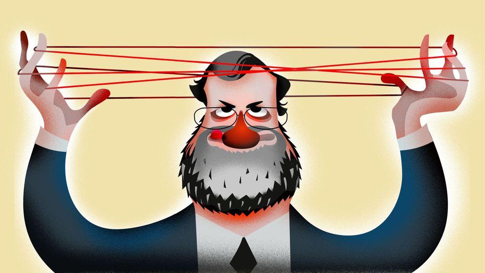 Rajoy replica al debate externo sobre su continuidad: ¿Por qué me voy a ir?