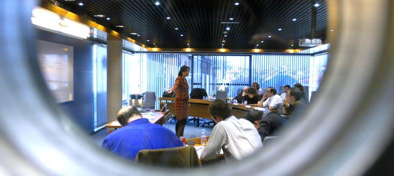 Foto: España obtiene una buena parte de su nota gracias al número de licenciados y a la calidad de las escuelas de negocios. (Esade)