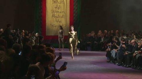 Christian Dior lleva la antigua Grecia a París