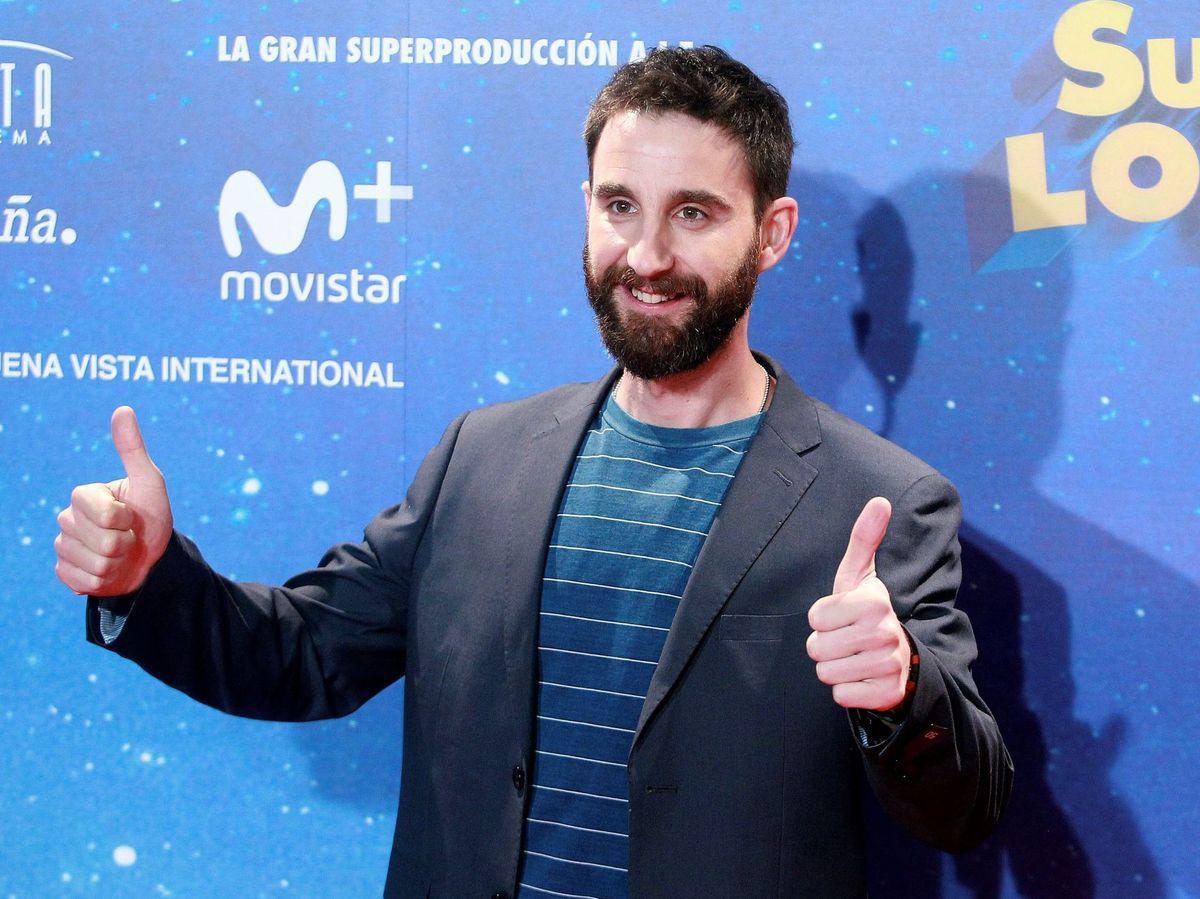 Foto: Dani Rovira, en el preestreno de 'Super López'. (EFE)
