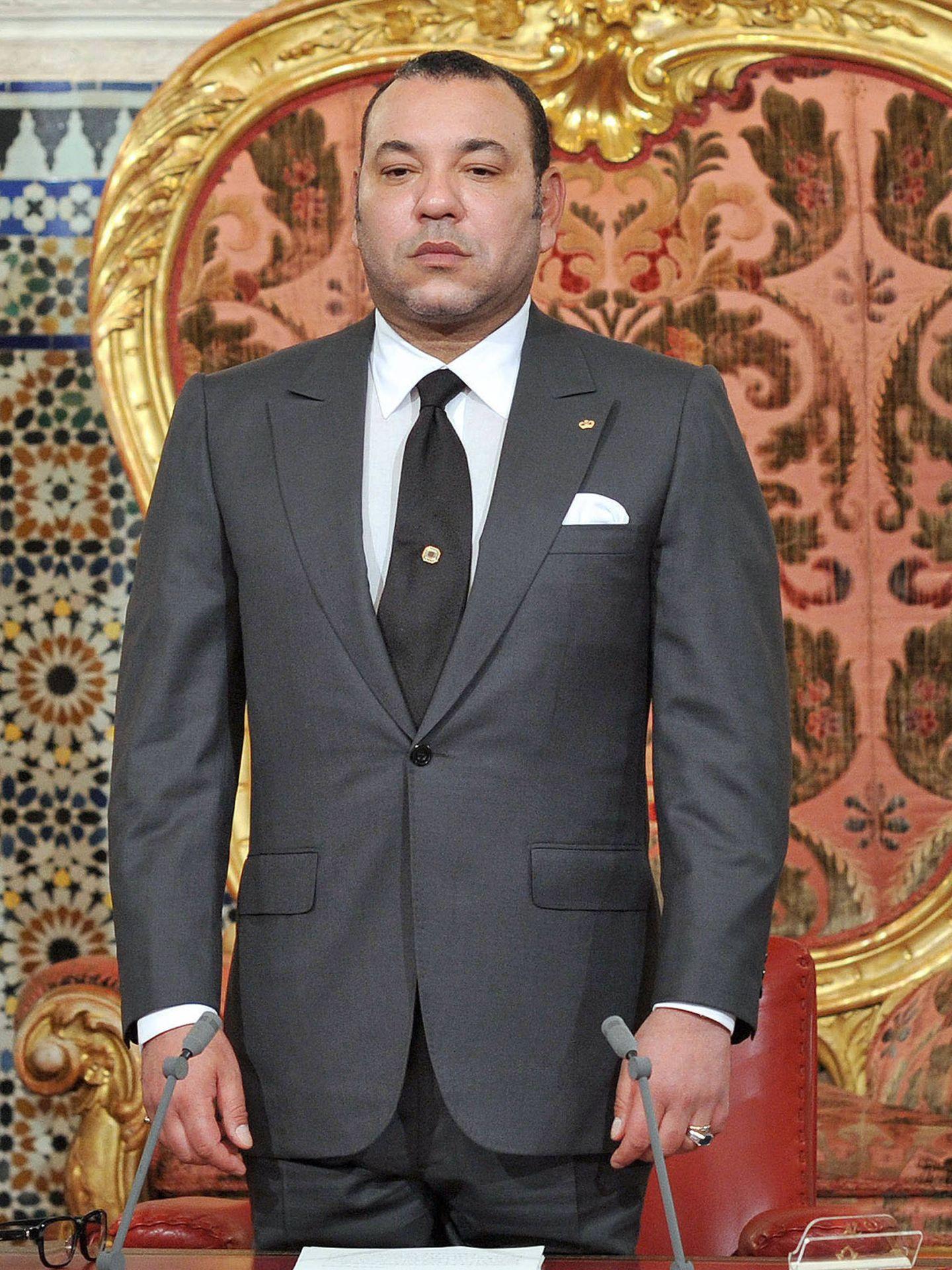 Rey de Marruecos (Gtres)
