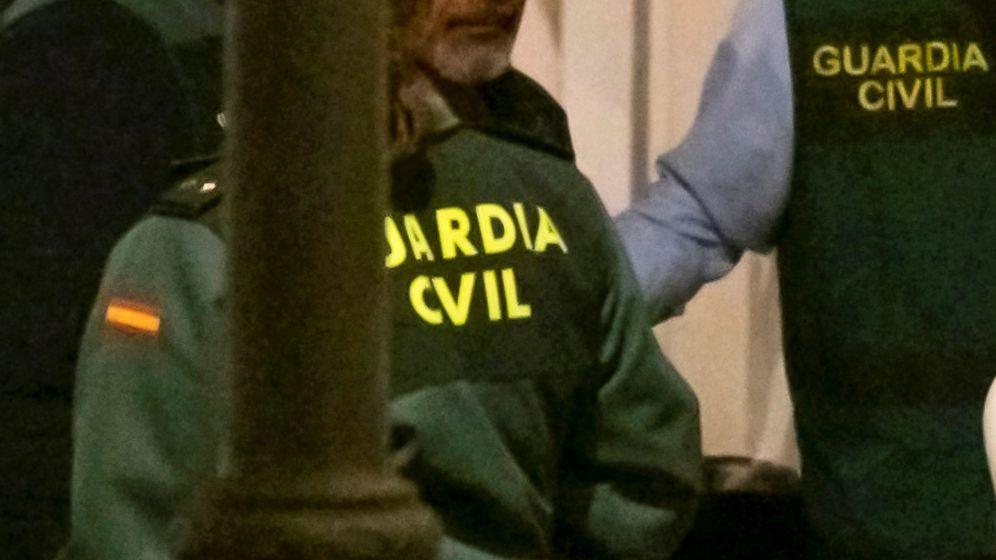 Foto: Bernardo Montoya se encuentra a disposición judicial, pendiente de comparecer (Efe)