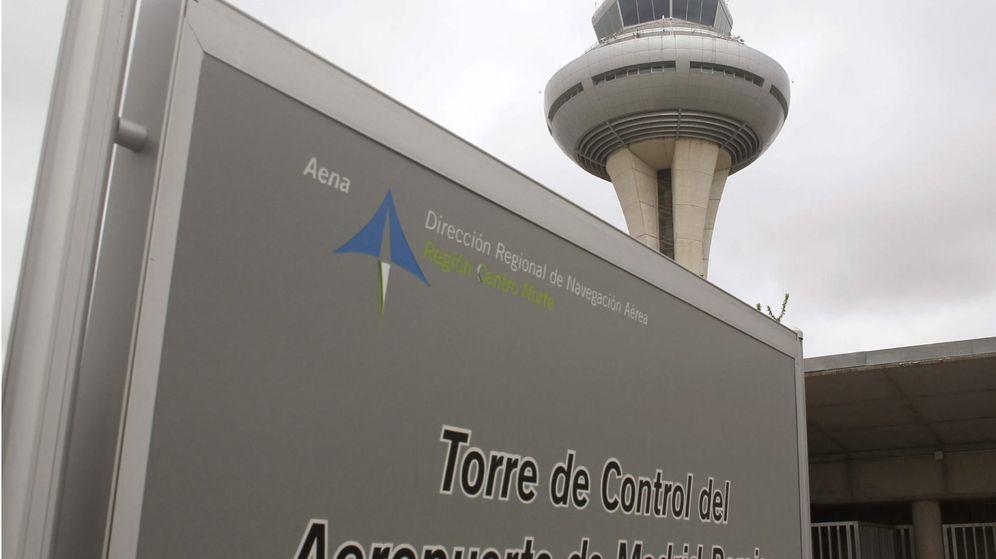 Foto: Convocados paros del 8 al 14 de junio por la huelga de controladores en España (EFE)
