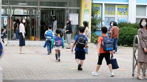 Los colegios de Seúl vuelven a cerrar y retoman las clases online por los contagios