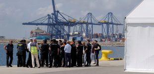 Post de Francia se ofrece para acoger a los migrantes del Aquarius que lo deseen