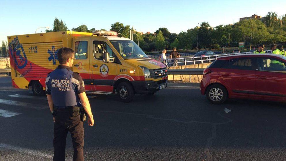 Muere un hombre apuñalado en un parque infantil en Valdezarza (Madrid)