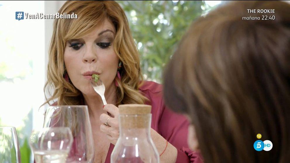 Belinda Washington, avergonzada y traicionada en el último 'Ven a cenar...'
