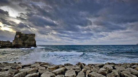 Descenso de las temperaturas en Nápoles