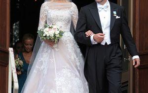 Boda Real en Suecia: se casa el hijo de la princesa Cristina