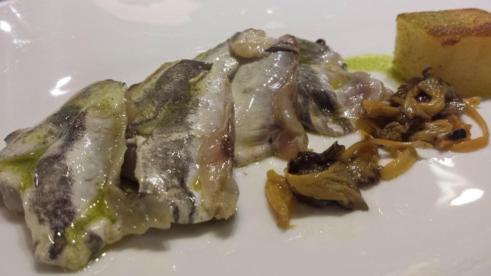 Las 'kokotxas' de Venta Moncalvillo en La Rioja y Goizeko Kabi en Madrid