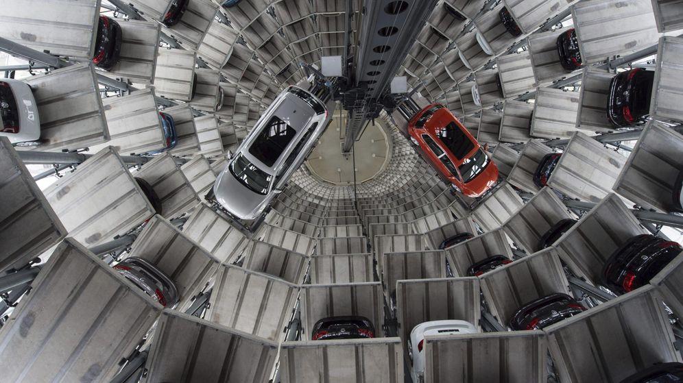 Foto: Fábrica de Volkswagen