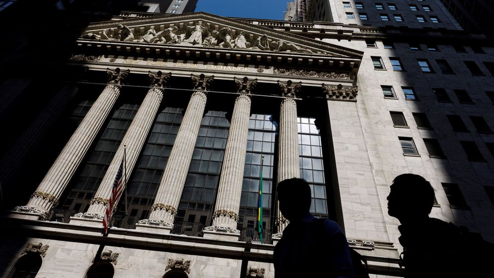 Foto: Wall Street se resiente tras los buenos datos de empleo de EEUU