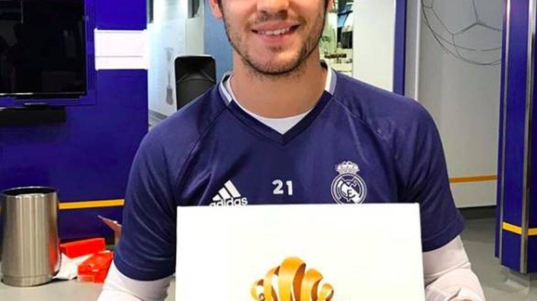 Álvaro Morata.