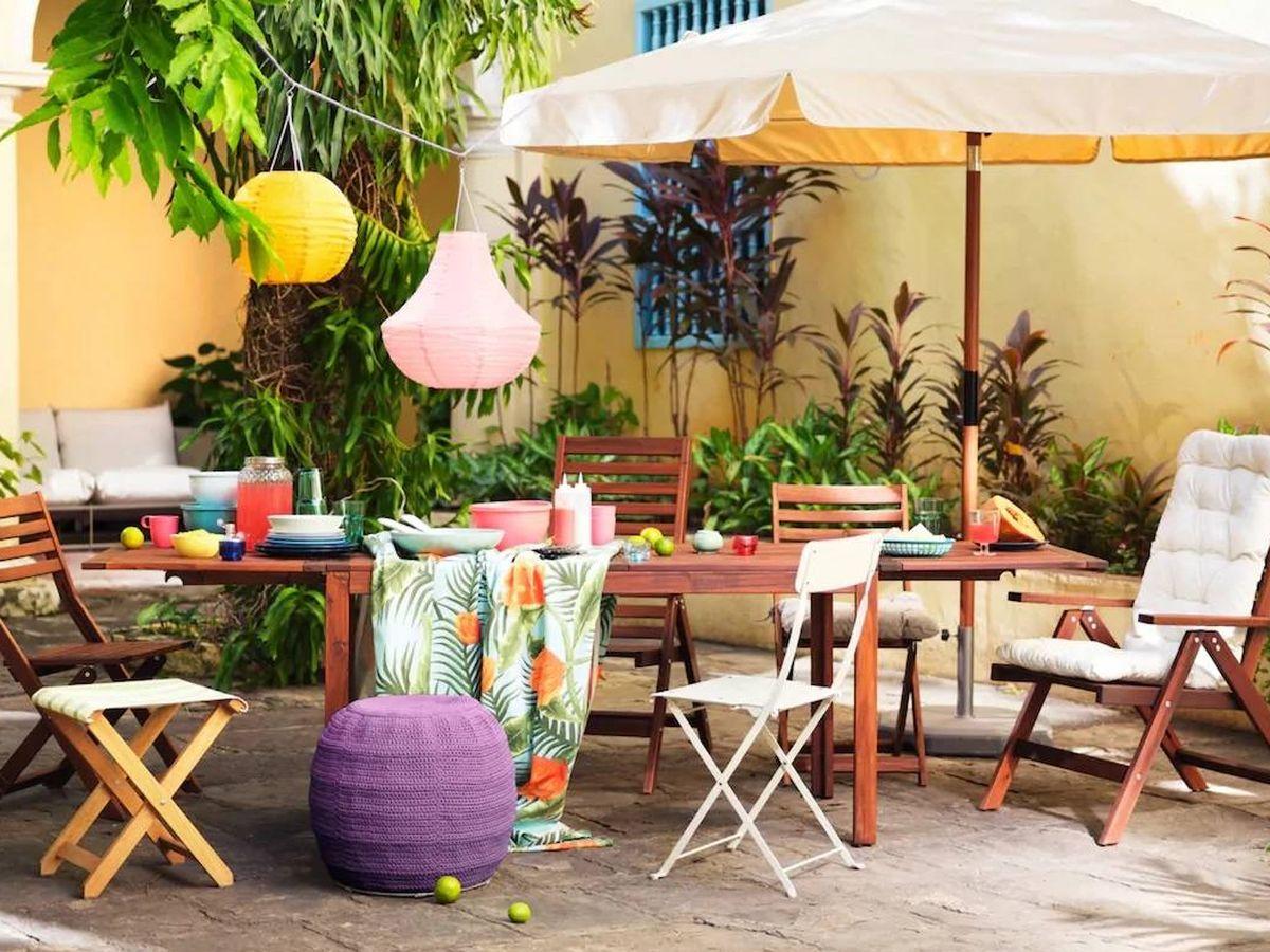 Foto: Platos y cuencos de Ikea y Zara Home para completar tu vajilla. (Cortesía Ikea)