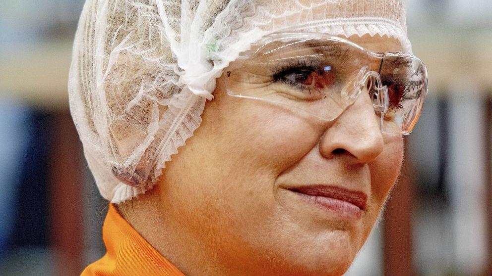 Máxima de Holanda, irreconocible en su último acto con su estilismo menos royal