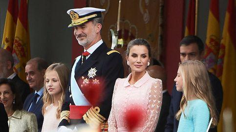 Felipe y Letizia: así se fraguó (y se les ocultó) la sorpresa de Ainhoa Arteta en el 12-O