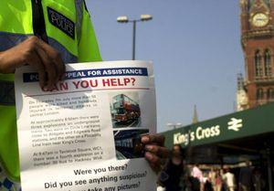 Desde el pasado día 7, día de las explosiones, hay constantes y diarias alertas de seguridad en la capital británica.