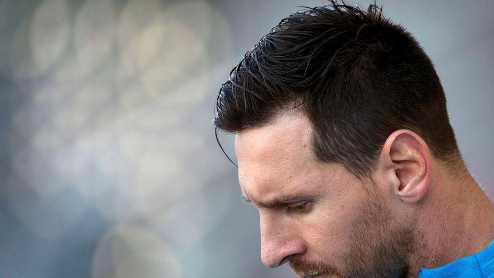 El padre de Messi, detenido y puesto en libertad tras un accidente de tráfico