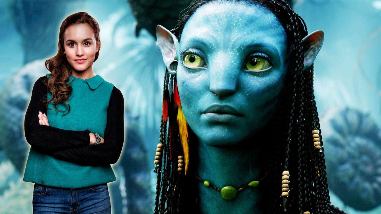 Foto: Megan Montaner y 'Avatar' (Vanitatis)