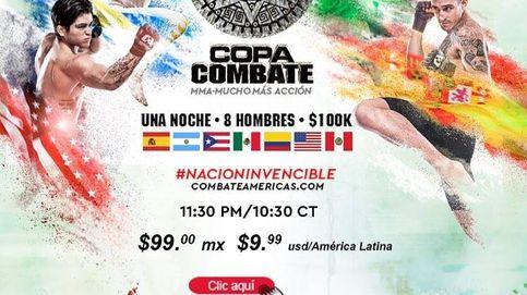 El español Marc Gómez y la otra cara de la MMA: tres peleas para ganar 100.000$
