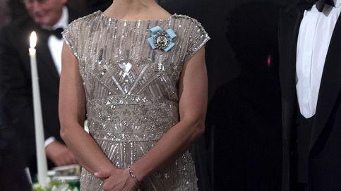 Las princesas Victoria y Magdalena de Suecia comparten vestido