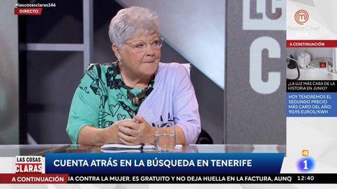 El programa de Cintora señala a Celia Villalobos por su discurso negacionista