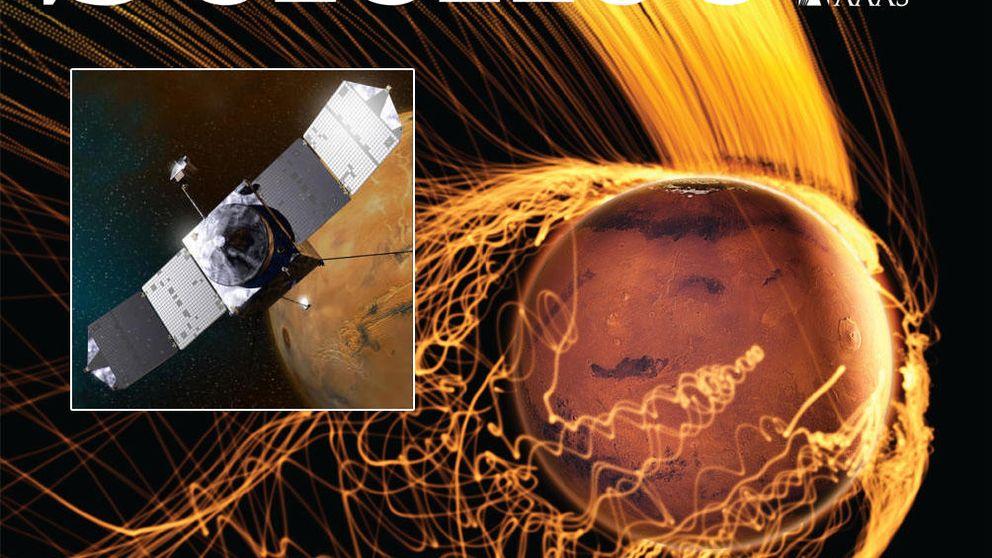 La NASA revela por qué Marte perdió su atmósfera