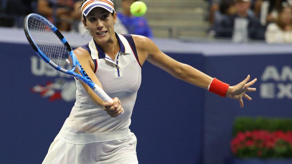 Garbiñe Muguruza pierde ante Kvitova y se despide del US Open
