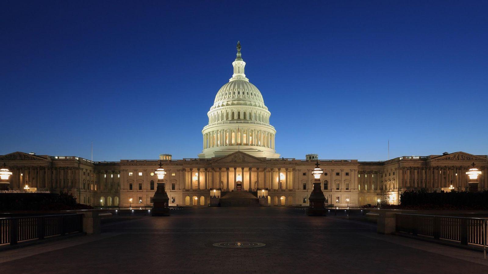 Foto: El Capitolio podía observarse desde la azotea del burdel. (CC/Martin Falbisoner)