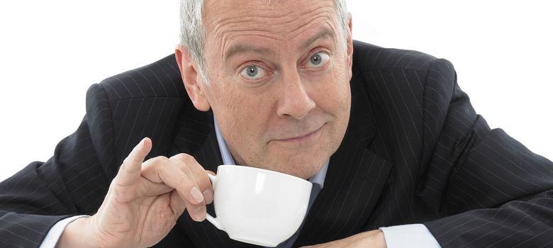 Foto: Gyles Brandreth es uno de los personajes más peculiares de la vida pública del Reino Unido.
