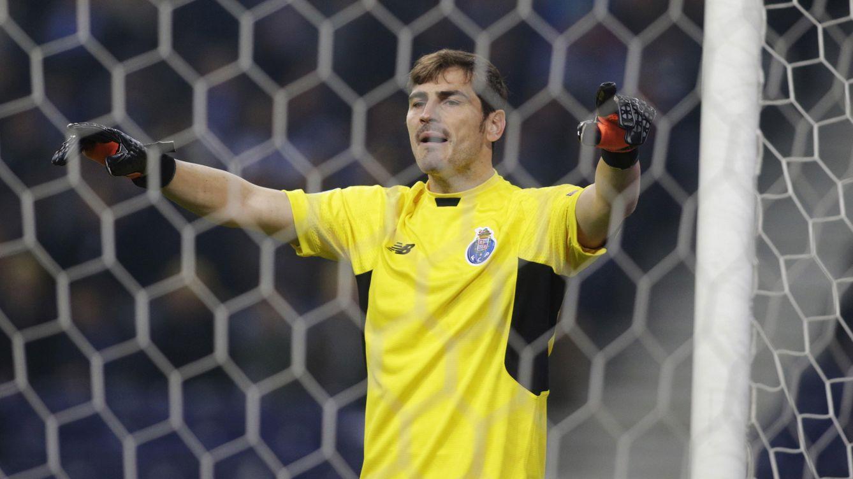 Casillas vs Mourinho: una cantada del meta condena al Oporto a una final ante el Chelsea