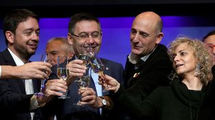 El rapapolvo de Bartomeu a los medios 'no afines' a la causa del Barcelona