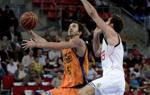 Así vivimos el Real Madrid-Valencia Basket