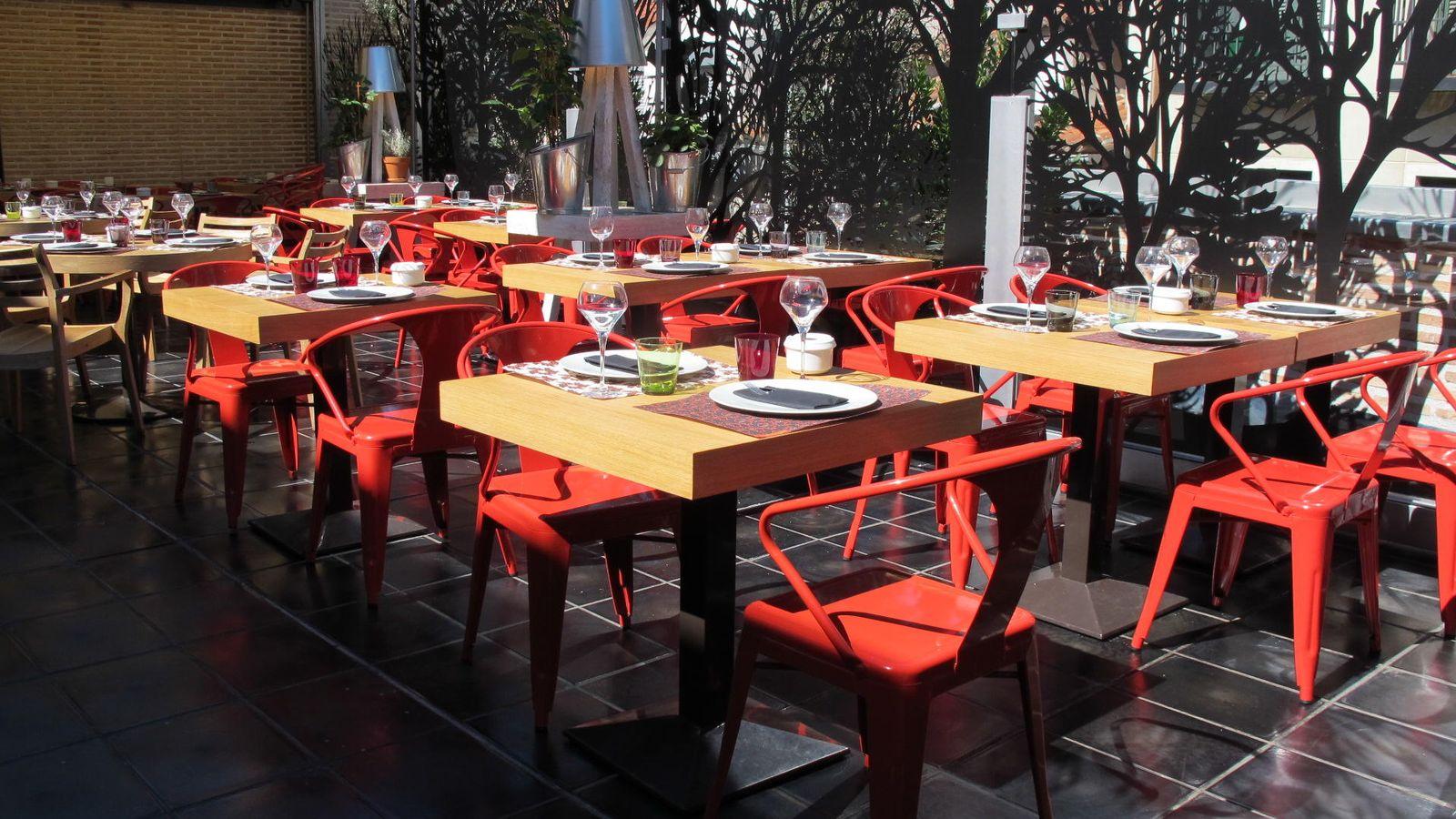 Restaurantes de madrid la cocina del mercado de san ant n una terraza entre azoteas - La cocina madrid ...